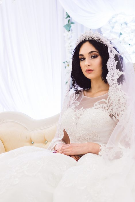 Ahdia Hosseini Bridal